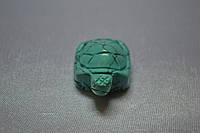 """Черепаха. Камень """"Бирюза"""""""