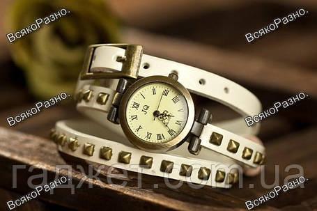 """Женские """"Винтажные / РЕТРО"""" Часы-браслет JQ белого цвета, фото 2"""