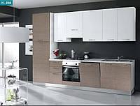Доступные итальянские кухни (с бытовой техникой) 315 см 6 вариантов