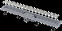 Водоотводящий желоб с порогами для перфорированной решетки AlcaPlast APZ10-550M