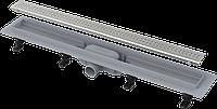 Водоотводящий желоб с порогами для перфорированной решетки AlcaPlast APZ9-750M