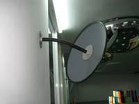 Зеркало сферическое антикражное KLEFP-060, фото 1