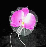 Украшение на свадебную машину Орхидеи на присосках