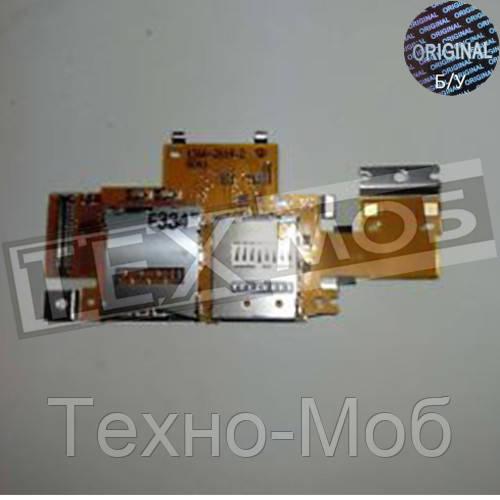Коннектор SIM Sony Xperia Tablet Z