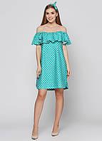 Женское летнее платье Размер 48
