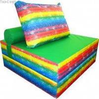 Бескаркасное раскладное кресло-кровать (спальное место 200х100) см ТМ Tia-sport sm-0008
