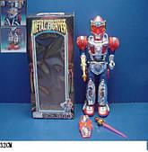 Робот с оружием функциональный Metal Fighter (99001 (8407))