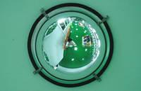 Купольное зеркало безопасности полное KLAFP-030-360
