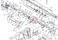 Звёздочка жатки Z-21/28 D28285385 Massey Ferguson