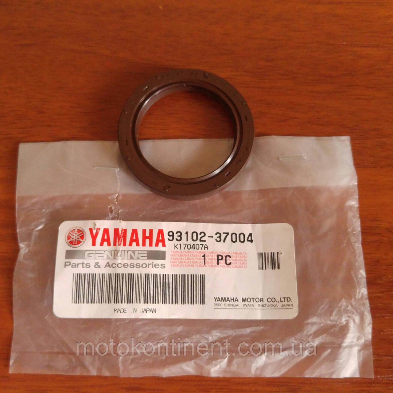 93102-37004 Сальник коленвала верхний 37x50x7 Yamaha F9.9/F15/F20/F25