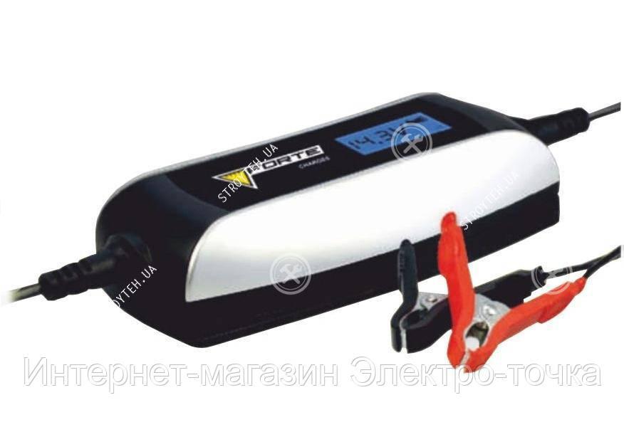 Зарядное устройство 6-12 В, 2 А Forte CD-12