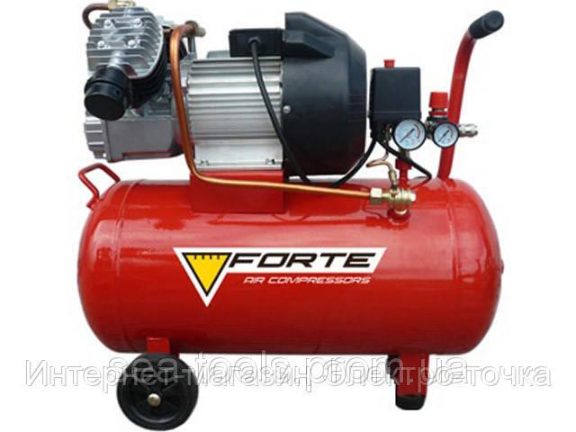Компрессор 2200 Вт, 50л, 38 кг  Forte VFL-50
