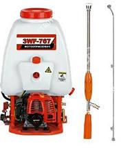 Мотоопрыскиватель бензиновый 1,60 кВт, 25 л, 9,1 кг Forte 3WF-767