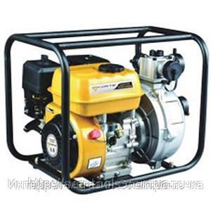 Мотопомпа бензиновая высокого давления  5.5 л.с., 600 л/мин, 26 кг Forte FP20HP