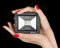 Светодиодный прожектор Ilumia 10Вт, 4000К (нейтральный белый), 1000Лм (040)