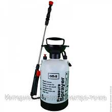 Опрыскиватель ручной пневматический  5л, 3 бар, 1.5 кг Forte ОП-5