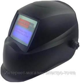 Сварочная маска  92 х 42 мм, полипропиленовая, фиксированная Forte MC-2000