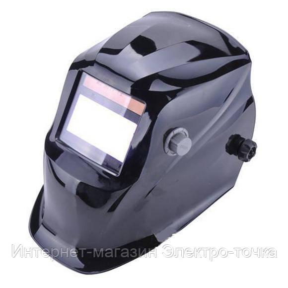Сварочная маска-хамелеон, экран 110х90х10 мм, 9-13 DIP, нейлон Forte MC-9000