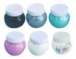 NL Porcelain Liquid Jar - фарфоровая баночка для ликвида с крышкой