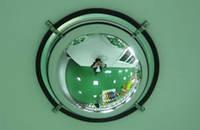 Купольное зеркало безопасности полное KLAFP-040-360