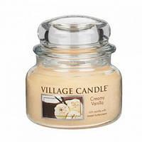 Свеча Сливки с ванилью Premium 315 г / Аромасвеча / Ароматизированная свеча / Ароматическая свеча