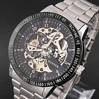 Часы наручные  мужские WINNER  Skeleton M085