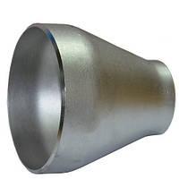 Переход концентрический нержавеющий AISI-304 DIN11850 Dn28/22х1,5