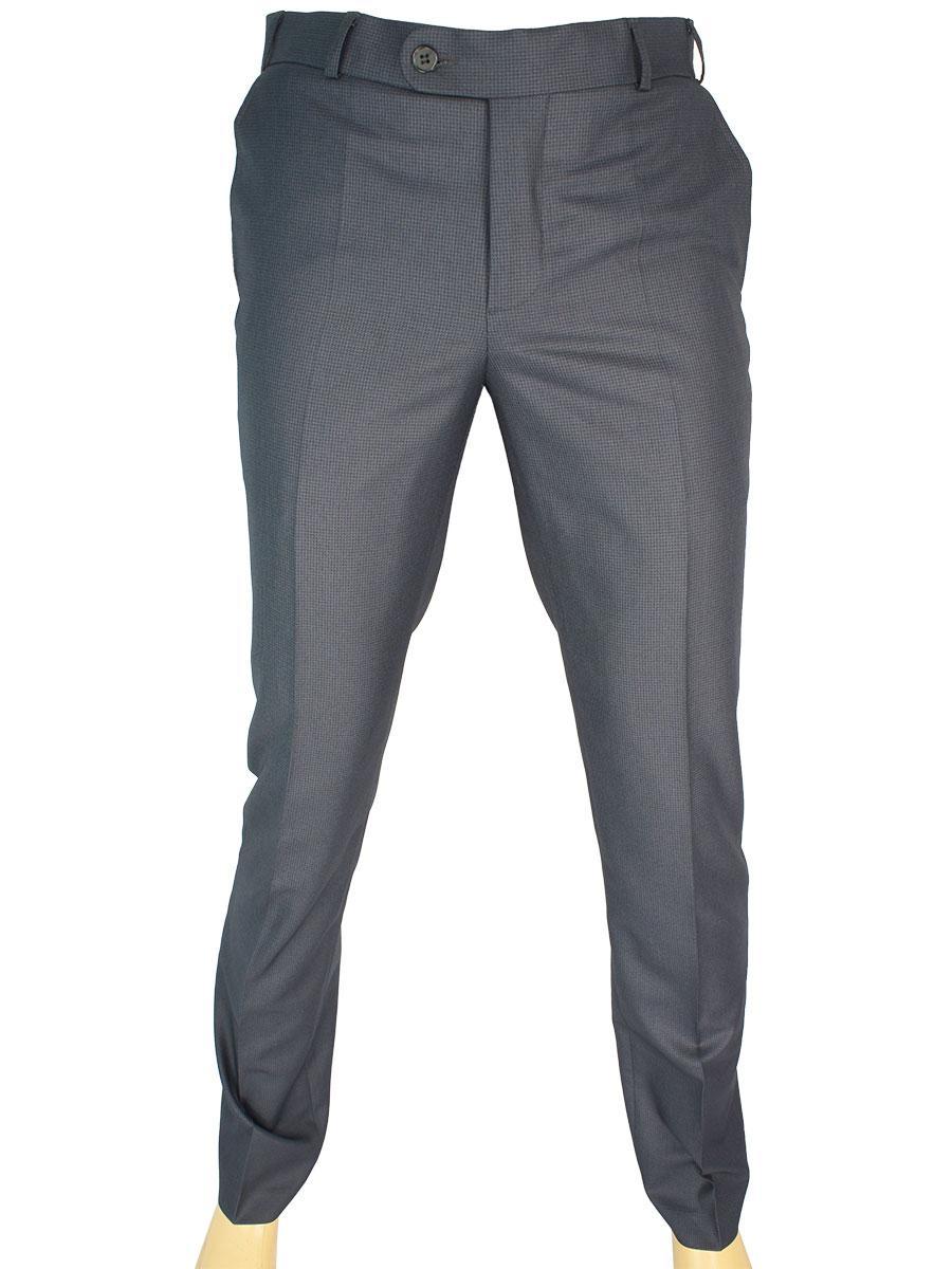 Чоловічі класичні брюки Meyer P 209 №2 Andre в дрібну клітку
