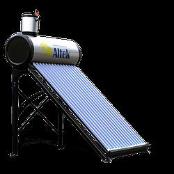 Безнапорный термосифонный солнечный коллектор Altek SD-T2L-30 (нержавейка 316L)
