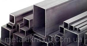 Труба профильная бесшовная 50х50х4 мм сталь 20