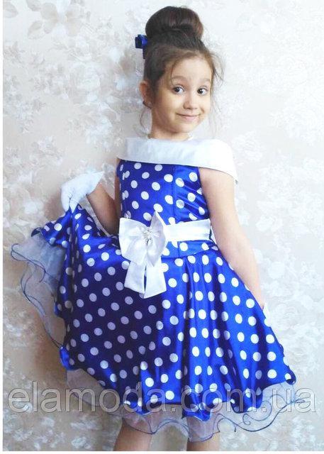 Бальные нарядные платья для девочек