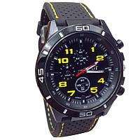Мужские часы GT Grand Touring, желтые