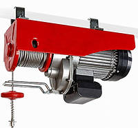 ✅Лебедка-таль промышленная POWERWINCH PWA 400/800, 230 V, 800 кг