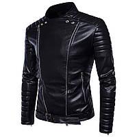 Куртка для байка,косуха с натуральной кожи мужская.