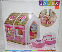 Надувной домик для девочек INTEX ( 1.24 х 1.09 х 1.22 )