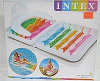 Надувной матрас-кресло INTEX ( 1.98 х 94 )