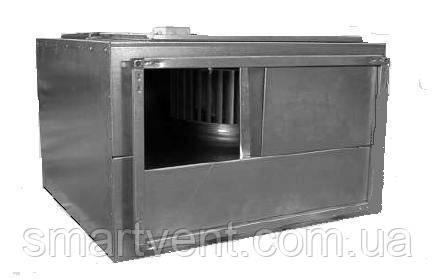 Вентилятор канальный Веза прямоугольный КАНАЛ-ПКВ-Ш-50-25-4-220