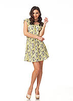 Женское платье с тоненьким поясом. П065, фото 1