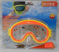 Маска для плавания 3-8 лет INTEX