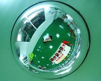 Купольное зеркало безопасности KLAFP-0100-360