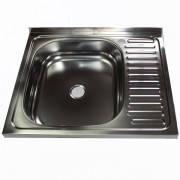 Кухонна Накладна мийка 50х60см
