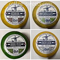 Сыр голландский ручной работы (в ассортименте) 450g