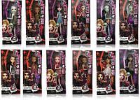 "Кукла ""Monster High"" 12 видов, на шарнирах, в кор. /96-2/(1003-2/3/4/5/6/7)"