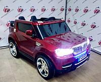 Детский электромобиль BMW S8088, М 3107EBLRS-3, бордо