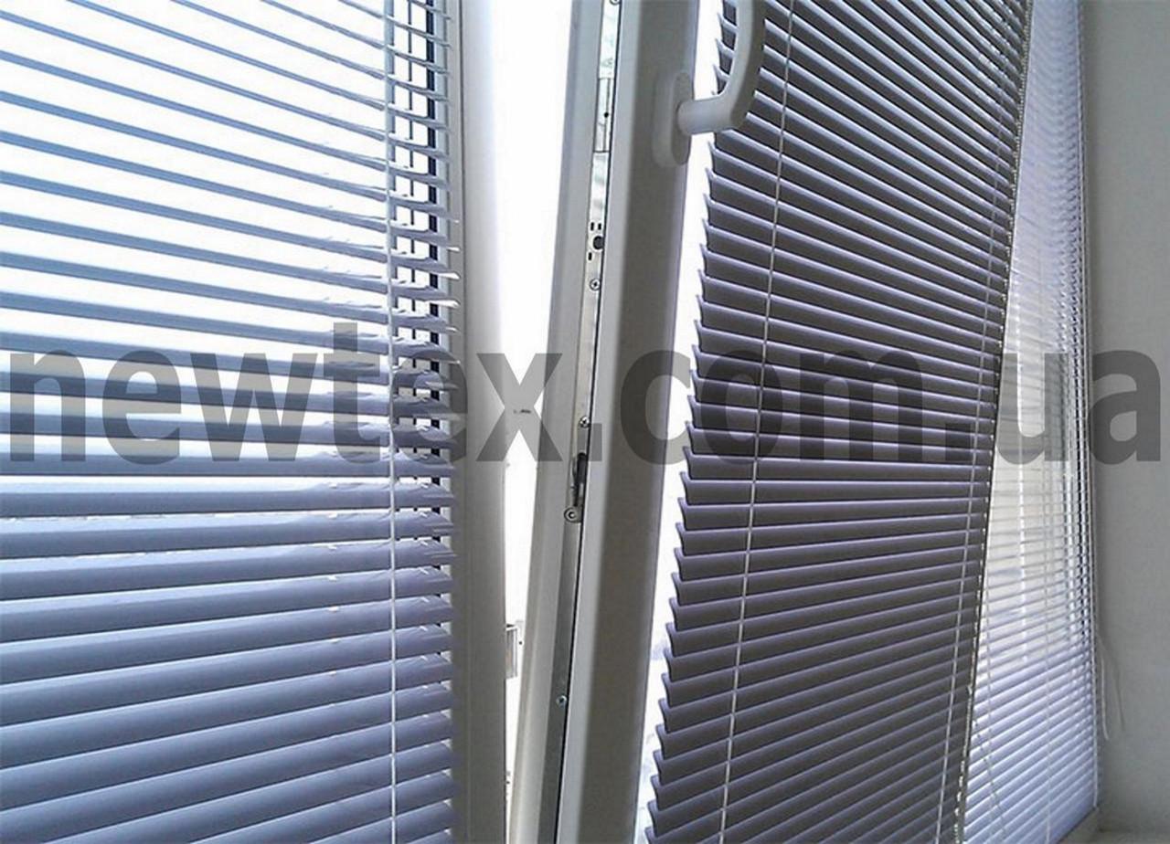 Жалюзи горизонтальные алюминиевые 25 мм