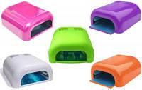 Ультрафиолетовые лампы для сушки ногтей или лака