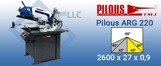 Pilous ARG 220