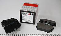 Колодки тормозные задние Рено Трафик / Примастрар / Вваро   без датчика  ABS - 37288 Нидерланды