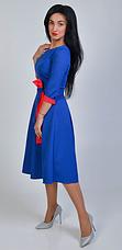 """Платье-миди  """"Кейси"""" размеры 44,52, фото 2"""
