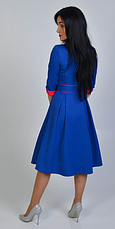 """Платье-миди  """"Кейси"""" размеры 44,52, фото 3"""